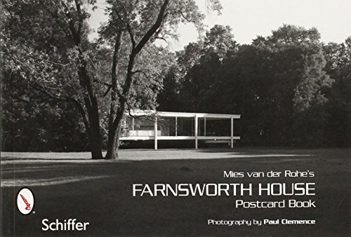 9780764323768: Mies Van Der Rohe's Farnsworth House: Postcard Book