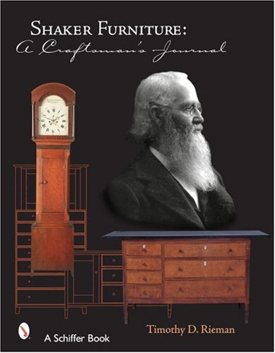 9780764324451: Shaker Furniture: A Craftsman's Journal