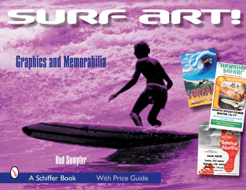 9780764324956: Surf Art: Graphics and Memorabilia