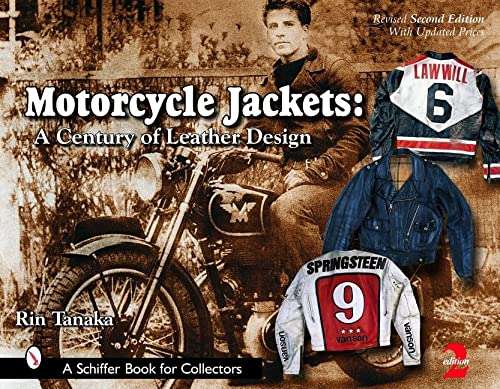 Motorcycle Jackets: A Century of Leather Design - 2nd Ed