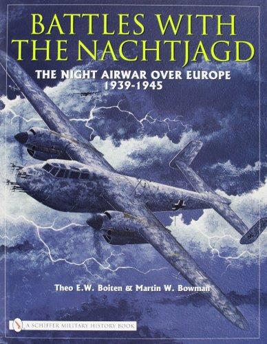 9780764325243: Battles with the Nachtjagd