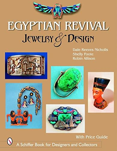 9780764325403: Egyptian Revival Jewelry & Design