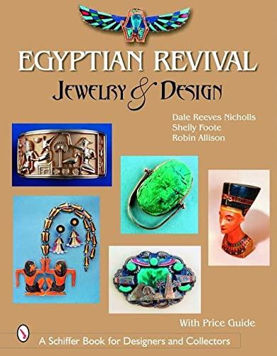 Egyptian Revival Jewelry & Design: Nicholls