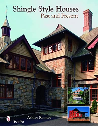 9780764325540: Shingle Style Houses: Past and Present