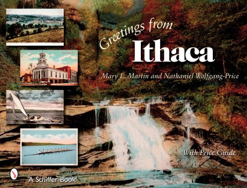 9780764325632: Greetings from Ithaca