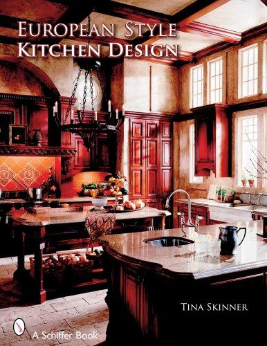 9780764326073: European Style Kitchen Designs