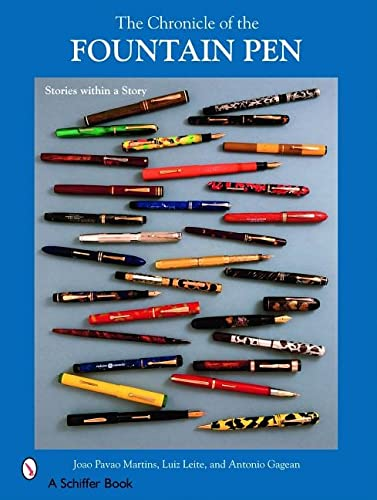 9780764326165: The Chronicle of the Fountain Pen: Stories Within a Story