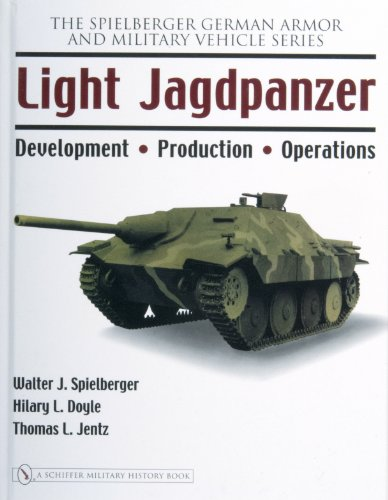 9780764326233: Light Jagdpanzer: Development - Production - Operations