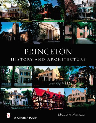 9780764326264: Princeton: History and Architecture