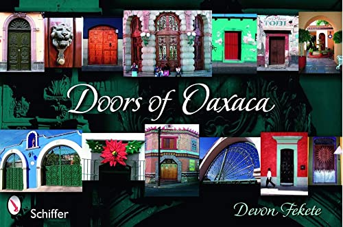 9780764326653: Doors of Oaxaca