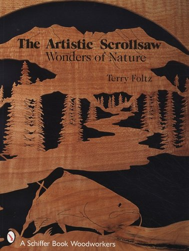 9780764326769: The Artistic Scrollsaw: Wonders of Nature