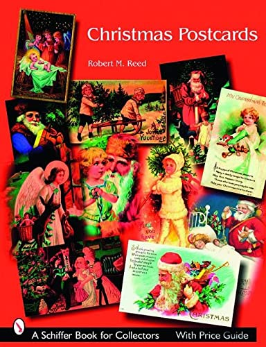 9780764326899: Christmas Postcards: A Collector's Guide