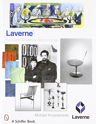 9780764327353: Laverne: Furniture, Textiles & Wallcoverings (Schiffer Books)