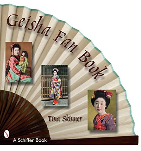 9780764327469: Geisha Fan Book