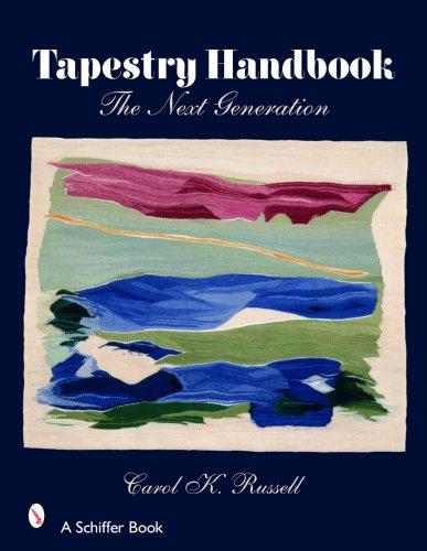 9780764327568: Tapestry Handbook: The Next Generation (Schiffer Books)