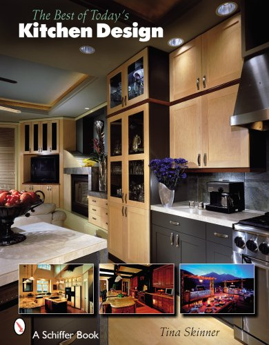 Best of Today's Kitchen Design: Skinner, Tina