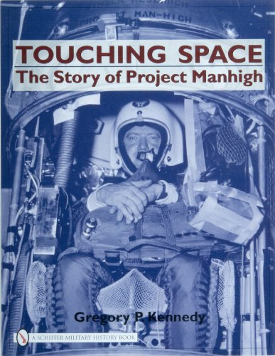 9780764327889: Touching Space: The Story of Project Manhigh (Schiffer Military History Book)