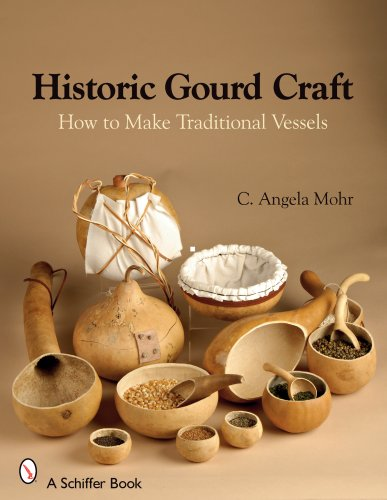 9780764328305: Historic Gourd Craft: How to Make Traditional Vessels