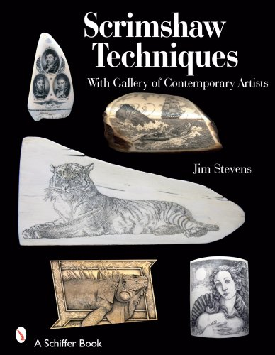 9780764328312: Scrimshaw Techniques: With Gallery of Contemporary Artists (Schiffer Books)