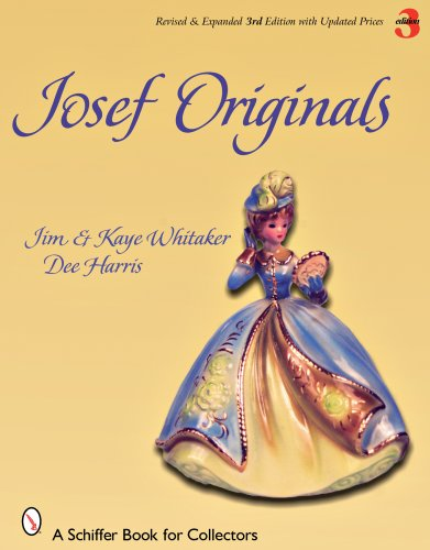 Josef Originals: Charming Figurines (Schiffer Book for Collectors) (0764328379) by Jim Whitaker; Kaye Whitaker; Dee Harris