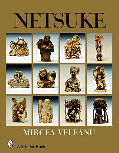 9780764328473: Netsuke