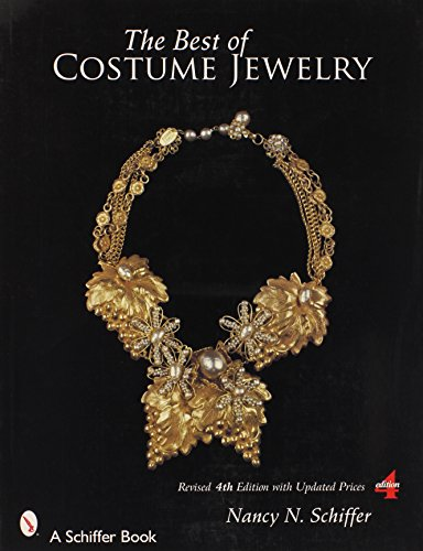 9780764328770: The Best of Costume Jewelry