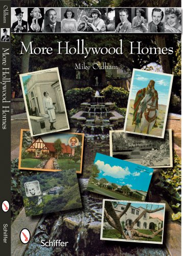 9780764329029: More Hollywood Homes