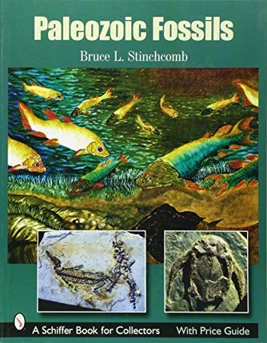 9780764329173: Paleozoic Fossils (Schiffer Book for Collectors)