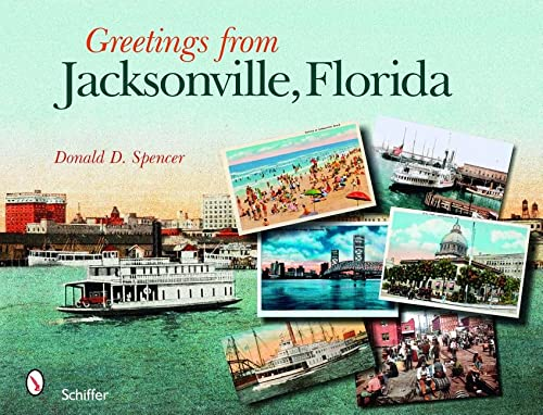 9780764329586: Greetings from Jacksonville, Florida
