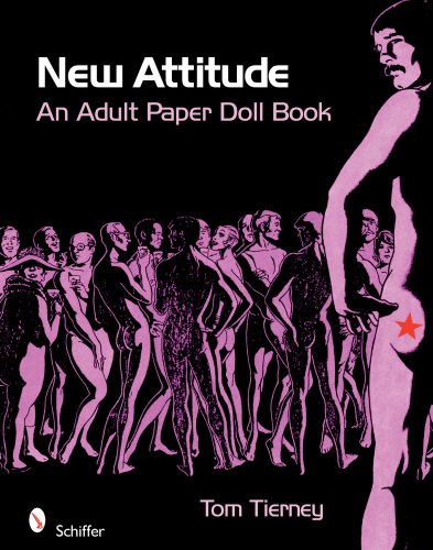9780764329852: New Attitude: An Adult Paper Doll Book