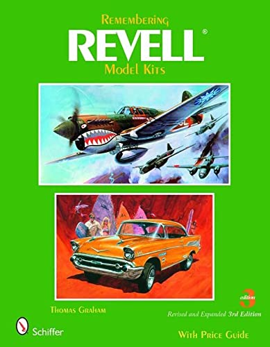 9780764329920: Remembering Revell Model Kits
