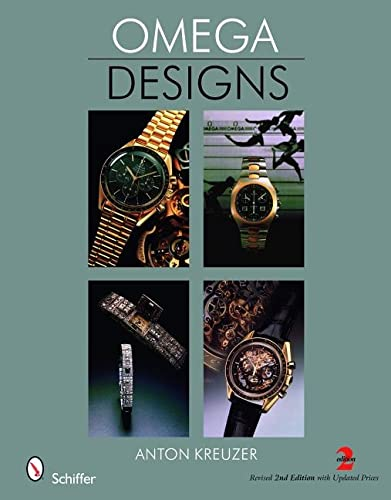 9780764329951: Omega Designs: Feast for the Eyes