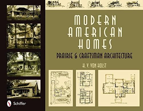 9780764330056: Modern American Homes