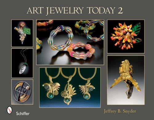 Art Jewelry Today 2: Jeffrey B. Snyder