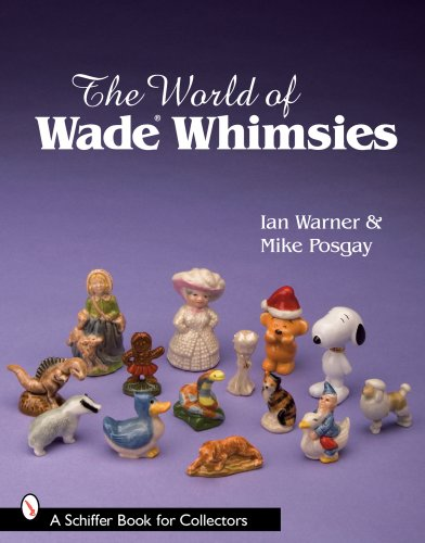 The World of Wade Whimsies (Paperback): Ian Warner