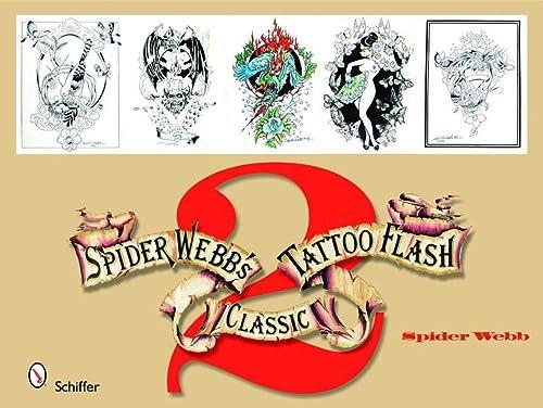 9780764330797: Spider Webb's Classic Tattoo Flash 2 (Bk.2)