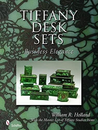 Tiffany Desk Sets: Holland, William R.
