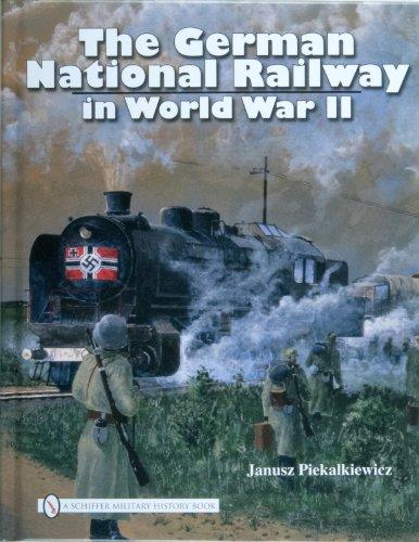 9780764330971: The German National Railway in World War II