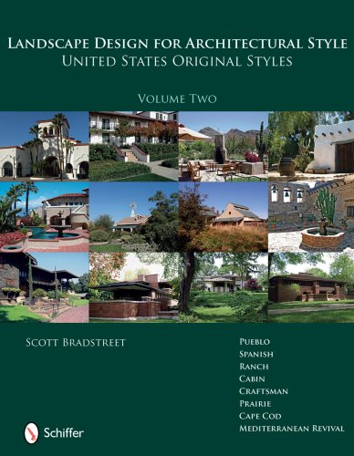 Landscape Design for Architectural Style: United States Original Styles: Bradstreet