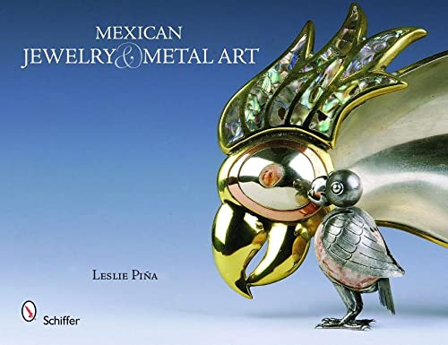 Mexican Jewelry Metal Art