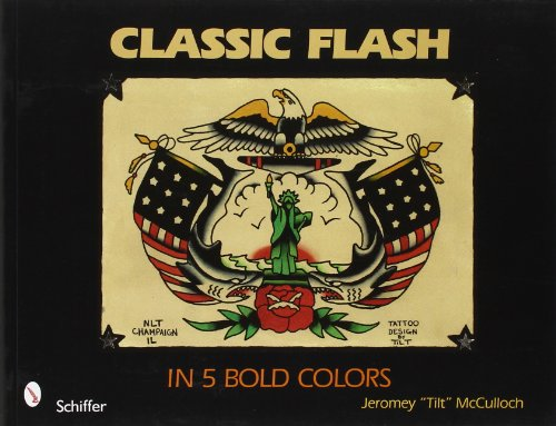 9780764331657: Classic Flash in 5 Bold Colors