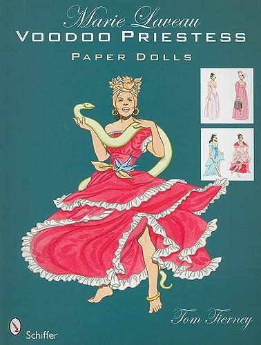 9780764331916: Marie Laveau Voodoo Priestess Paper Dolls
