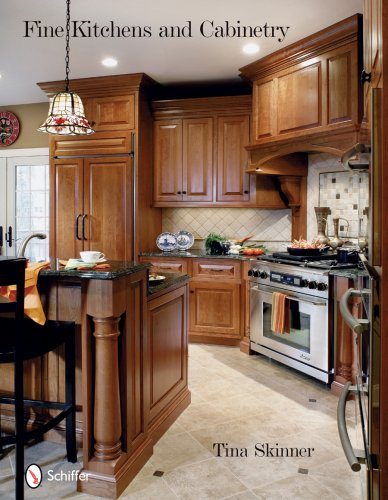 Fine Kitchens & Cabinetry: Skinner, Tina