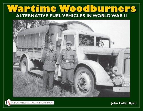 9780764332401: Wartime Woodburners: Alternative Fuel Vehicles in World War II