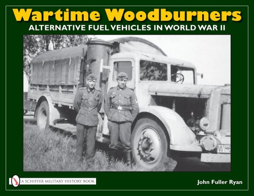 9780764332401: Wartime Woodburners: Gas Producer Vehicles in World War II
