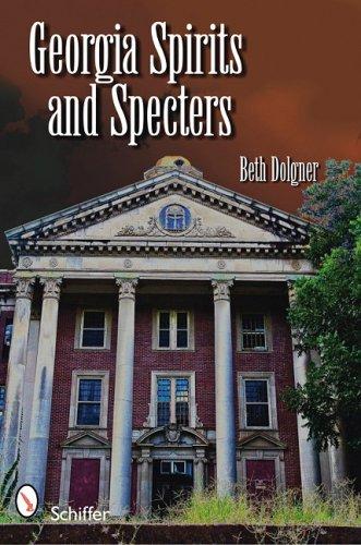 9780764332562: Georgia Spirits and Specters