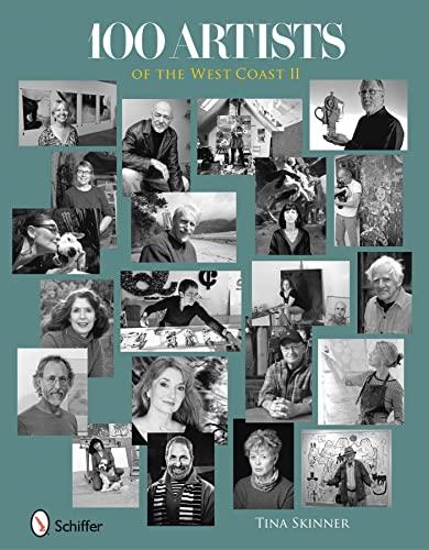 100 Artists of the West Coast II: Skinner, Tina