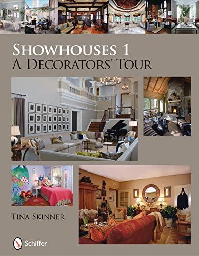 9780764332722: Showhouses 1: A Decorators' Tour