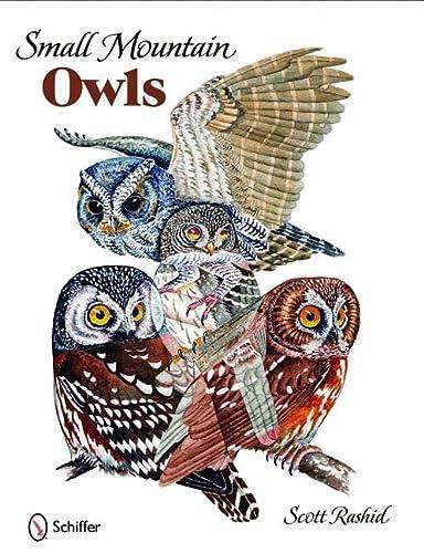 9780764332821: Small Mountain Owls