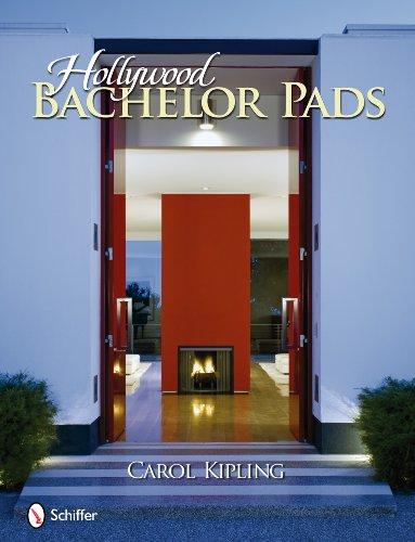 9780764333071: Hollywood Bachelor Pads
